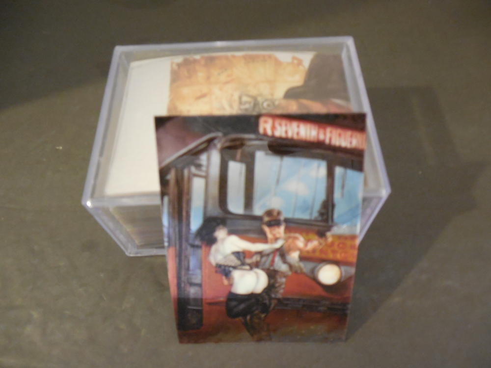 Complete Set 90 Dave Dorman Chromium Cards '96 NM