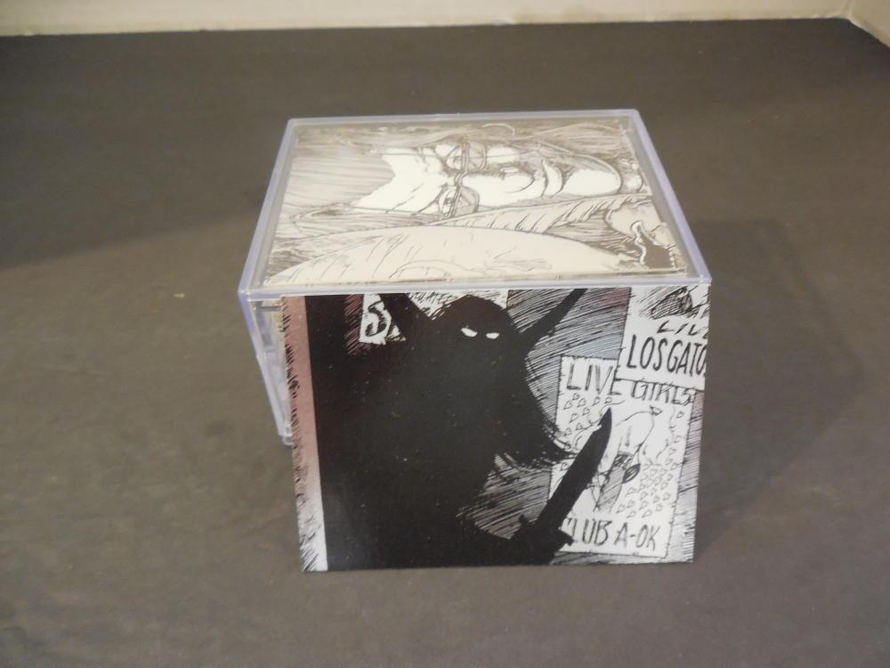 Complete 75 Card Set Poison Elves Cards '96 Comic Image