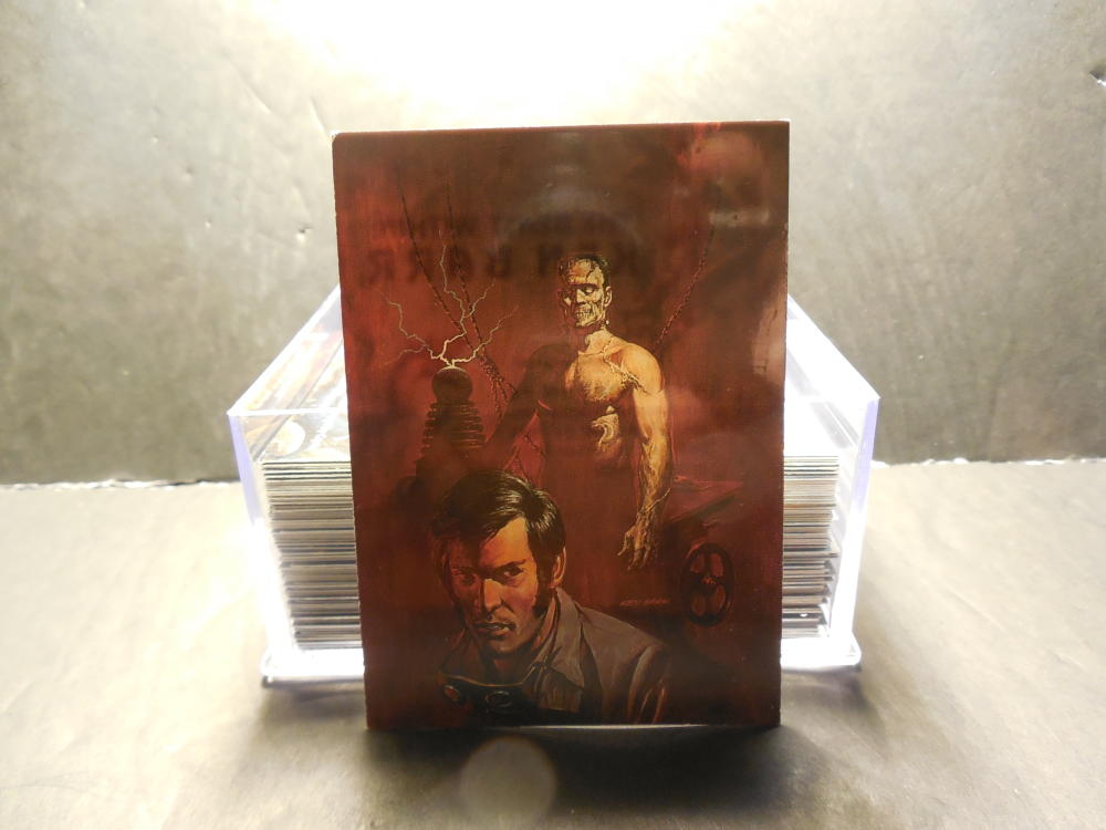 Complete 90 Card Set Ken Barr The Beast Within Cards 1994 Comic Images