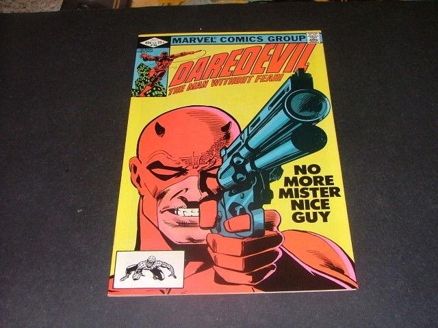 Daredevil #184 July 1982 Bronze Age Marvel Comics Uncirculated B